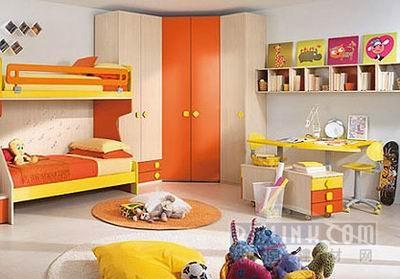 搭配方案:橙+黄