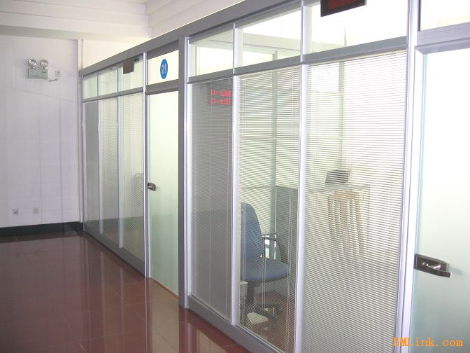 玻璃隔断 钢制隔断 移动隔断