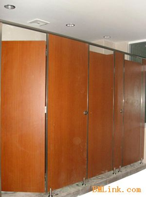 中格品牌洗手间隔断 高清图片