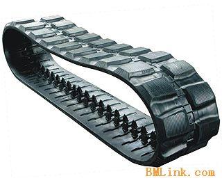 供应橡胶块 小挖橡胶履带 挖机橡胶履带 小型挖掘机橡胶履带