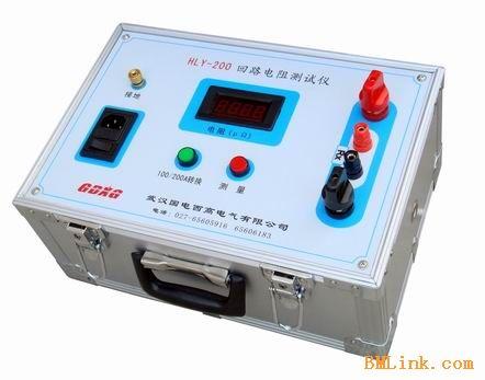 供应回路 接触 电阻测试仪图片