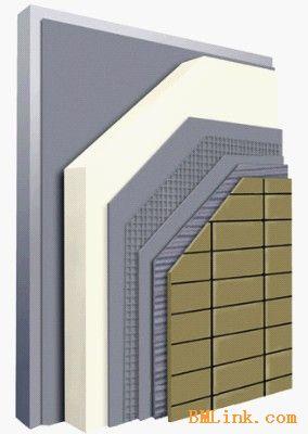 供应EPS聚苯板保温系统施工