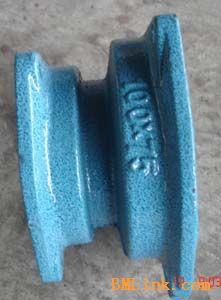应柔性抗震铸铁排水管件