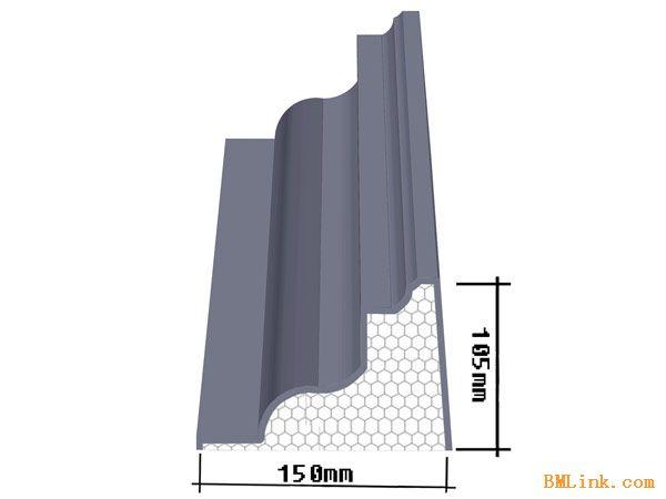 供应EPS外墙轻质构件