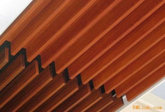 供应木纹加工铝天花板  大理石纹磨砂雕花铝板