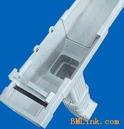 供应PVC落水系统 PVC天沟 雨水系统 PVC管件