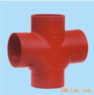 供应柔性抗震铸铁排水管件
