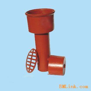 供应柔性抗震铸铁排水管件 DN50 300