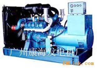 原装进口大宇柴油发电机组高清图片