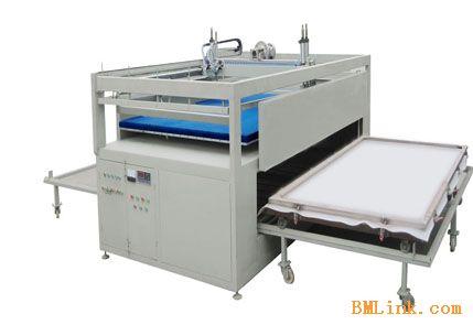 多功能烤漆丝印一体机