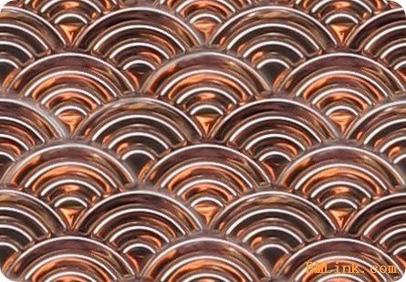 供应彩色不锈钢板,不锈钢彩色蚀刻花纹装饰板