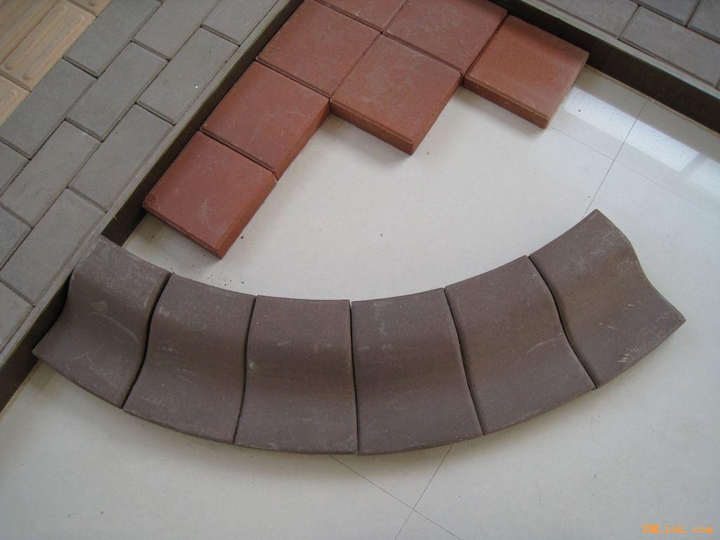 供应鼎诚 陶土侧石砖