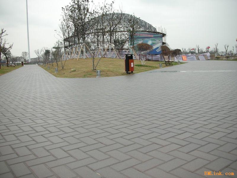 供应陶土草坪砖
