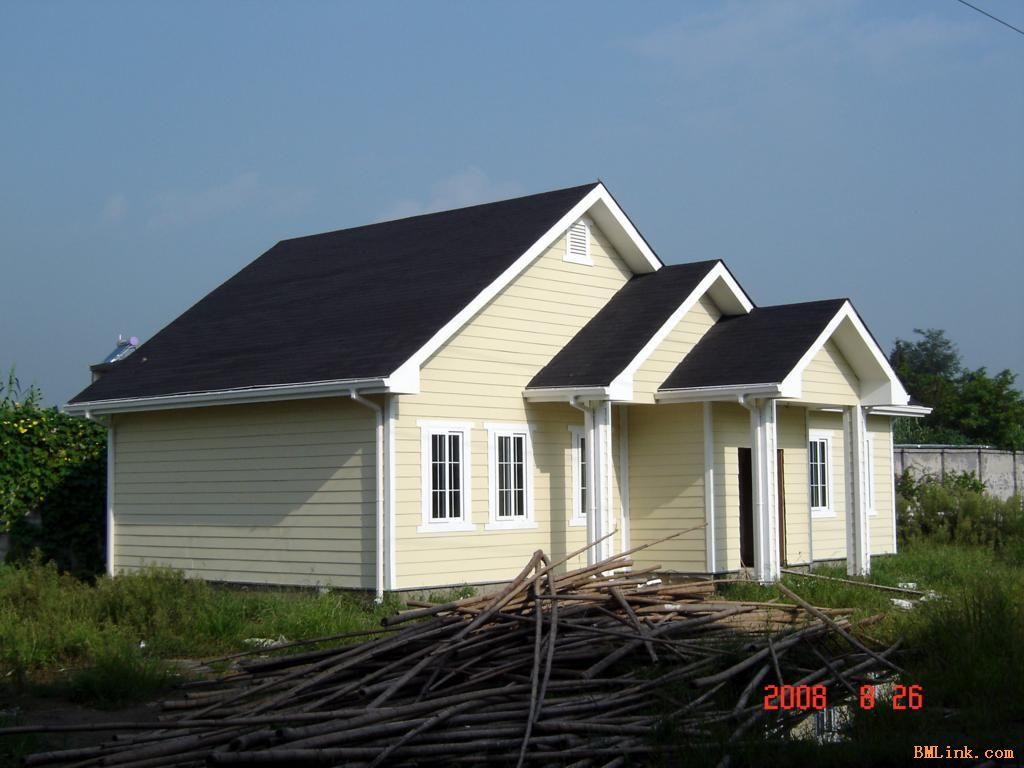 农村一楼平房户外花园改厨房装修效果图图片   农村房屋设