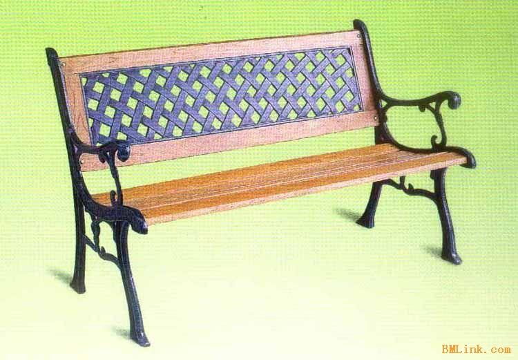 手绘公共座椅