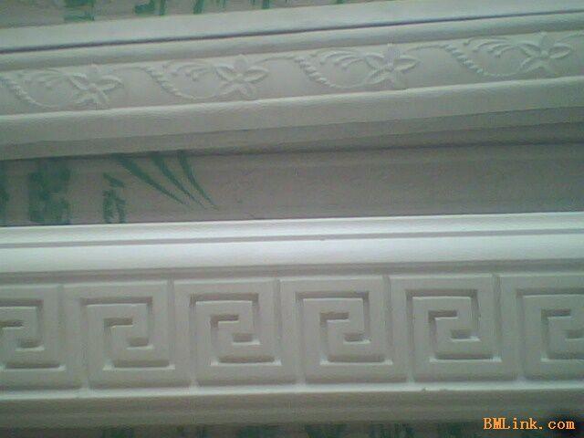 欧式石膏线罗马柱背景墙