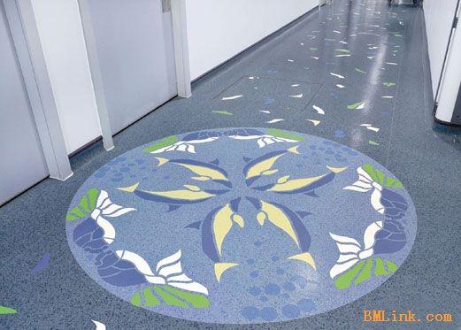 供应PVC地板 图片