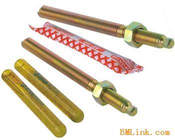 供应化学螺丝、化学螺栓、药水、植筋胶