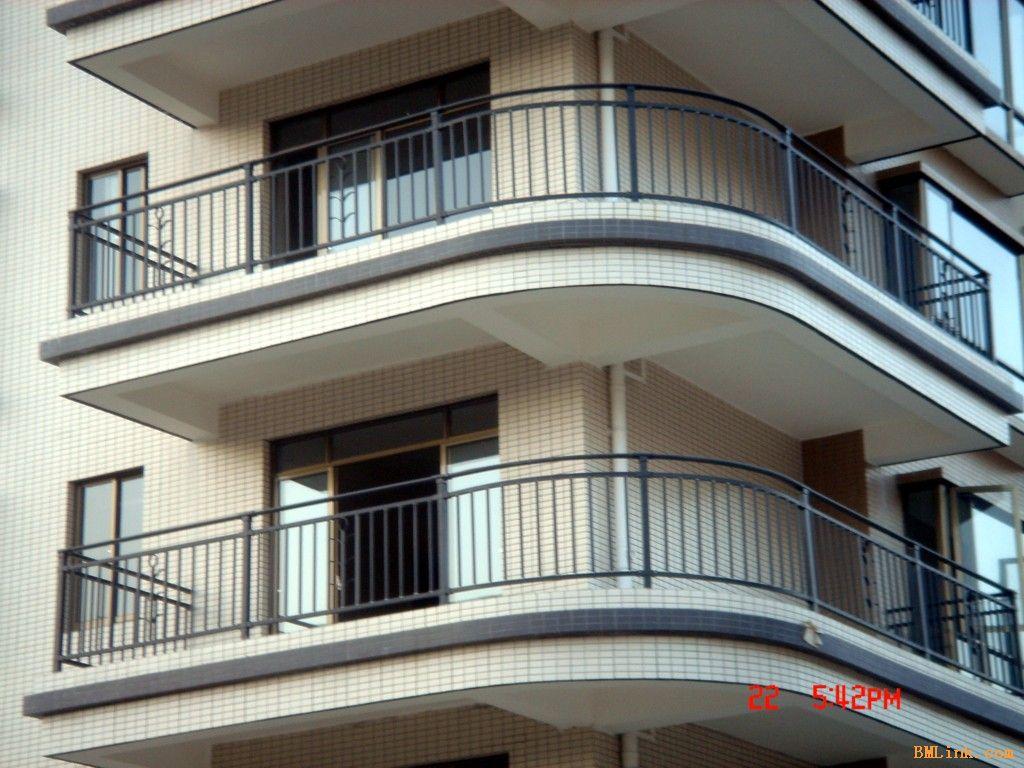 供应新型组装式锌合金阳台护栏