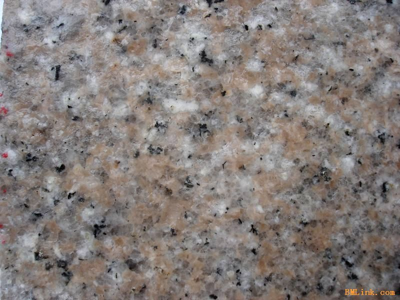 供应花岗岩石材G681霞红 虾红