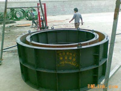 水泥预制化粪池模具