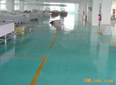 供应绍兴电子工作室环氧防静电地坪施工