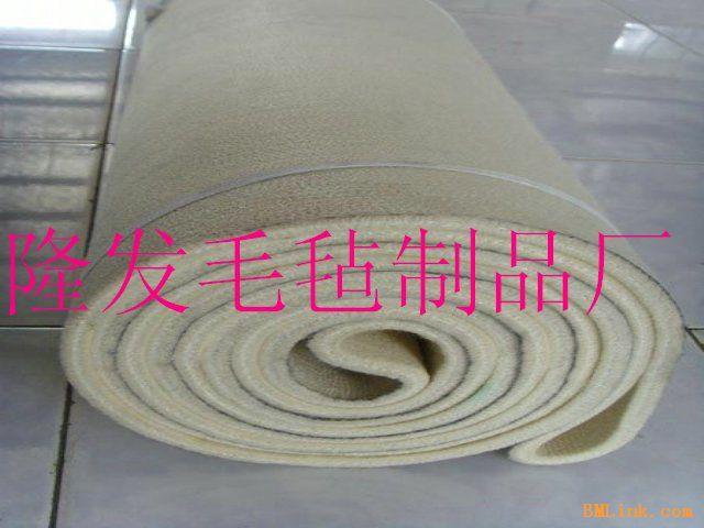 供应床垫毛毡,羊毛毡床垫,防寒加厚硬性