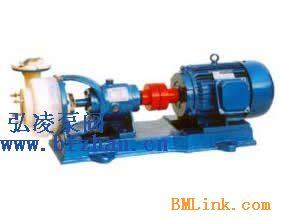供应化工泵厂家:FSB型氟塑料合金离心泵