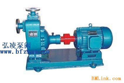 供应自吸泵:ZX型工业自吸泵|耐腐蚀自吸泵