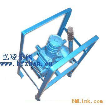 供应油泵厂家:ZH-100A型手摇计量加油泵