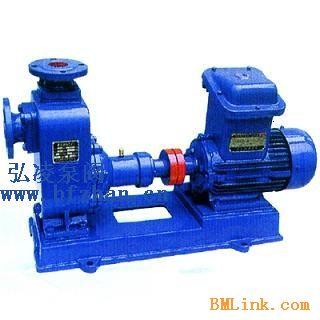 供应油泵厂家:CYZ-A型自吸式离心油泵