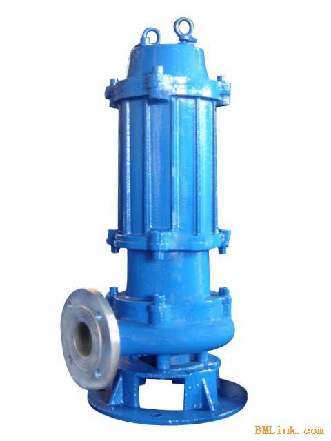 供应QWP型不锈钢防爆潜水排污泵