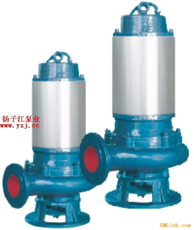 供应排污泵:JYWQ系列自动搅匀排污泵