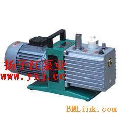 供应真空泵:2XZ系列双级旋片式真空泵