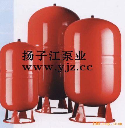 配套型号:隔膜式气压罐