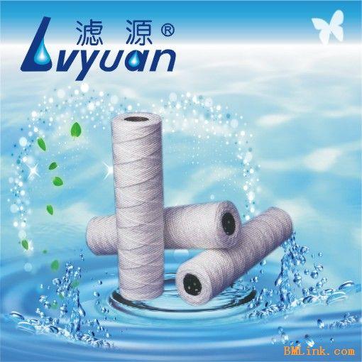 供应PP棉线绕滤芯|铝业过滤线绕滤芯|聚丙烯线绕滤芯