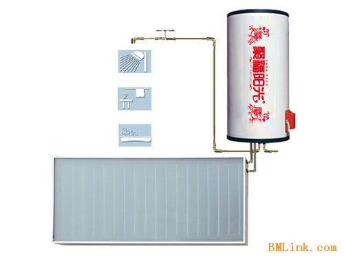 供应阳台壁挂式太阳能热水器