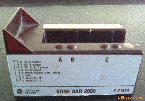 通力电梯平层感应器 通力电梯bar-2000开关