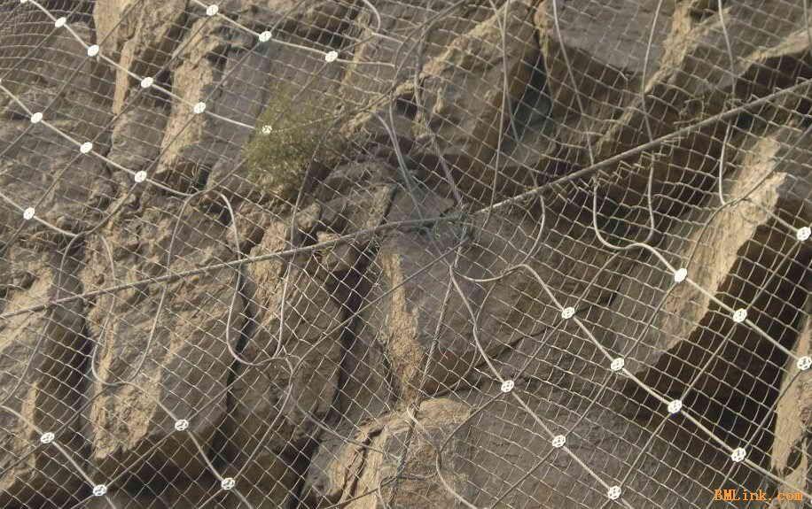 公路边坡防护网|铁路柔性防护网|隧道边坡拦石网