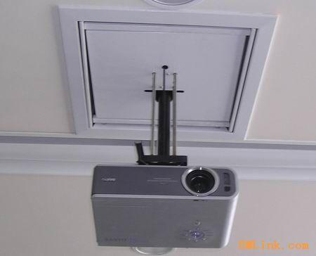 螺杆式投影机电动升降架