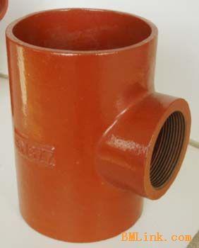 供应W型铸铁排水管件