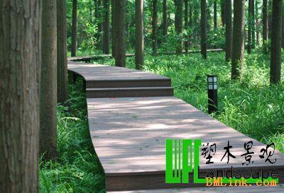 上海塑木园林景观有限公司为您提供:供应塑木地板,塑木栈道,塑木栏杆