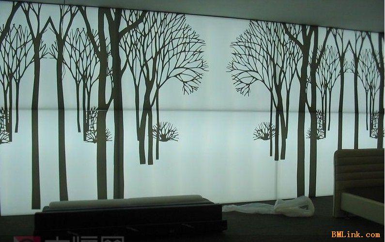 天花板吊顶设计图手绘展示