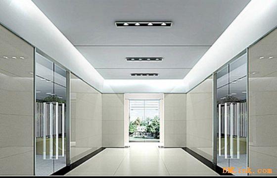 上海卓越建筑写字楼装修、装饰设计和施工.承接:石膏板玻璃