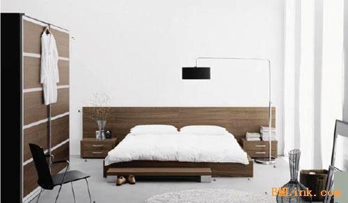供应整体衣柜床 床头柜
