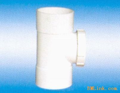 供应UPVC排水管件 立管检查口