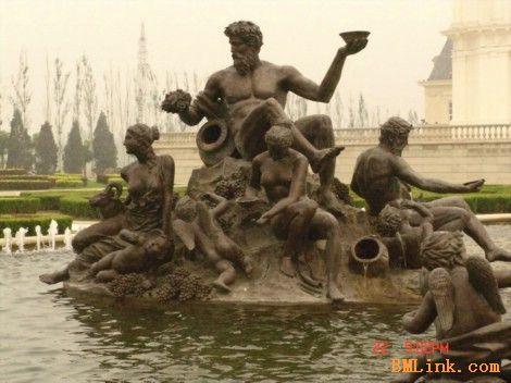 湖南喷泉长沙喷泉供应雕塑喷泉