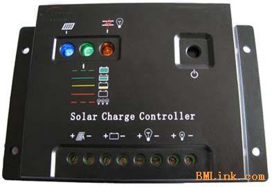 太阳能控制器电路图