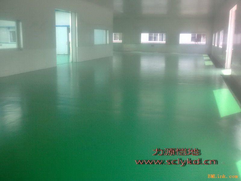 环氧树脂砂浆地板
