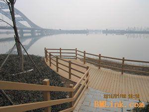黑龙江木塑地板护栏、哈尔滨塑木地板花架、佳木斯塑木护栏地板